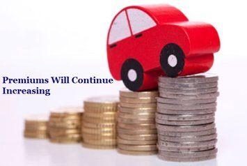 Rising auto insurance premiums